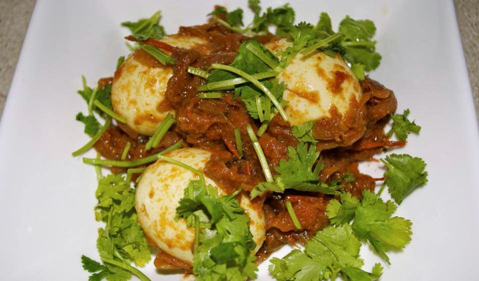 Masala Eggs|Nepali Recipie