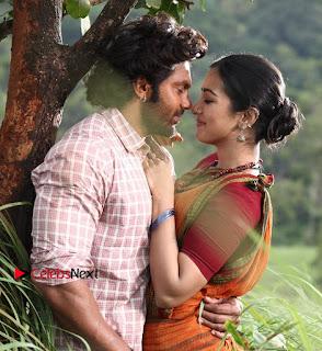 Aarya Catherine Tresa Starring Kadamban Tamil Movie Stills  0009.jpg