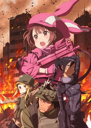 Sword Art Online Alternative: Gun Gale Online 09/??