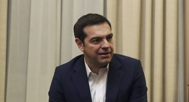 Tsipras: Ready to accept the Macedonian name involving a geographical reference