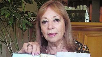 MARGALIT MATITIAHU / POETA, NARRADORA Y ENSAYISTA DE ORIGEN SEFARDÍ, Ha rodado junto a su hijo dos documentales en Toledo y León en los que persigue el rastro de la cultura judía en suelo español.