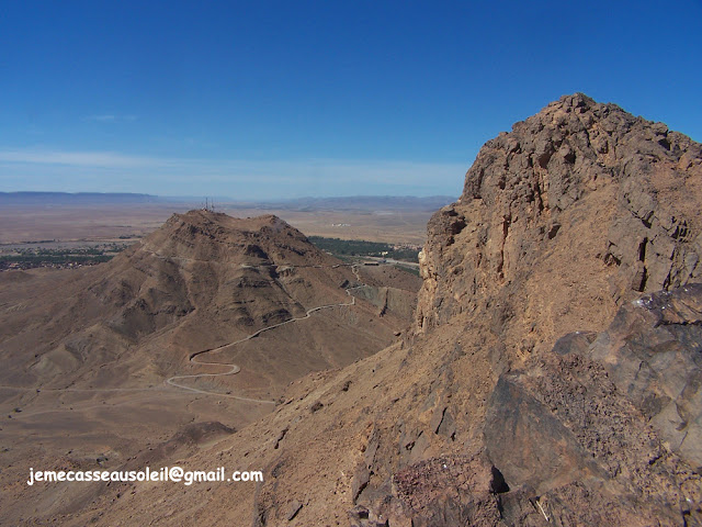 Vue du Jebel Zagora