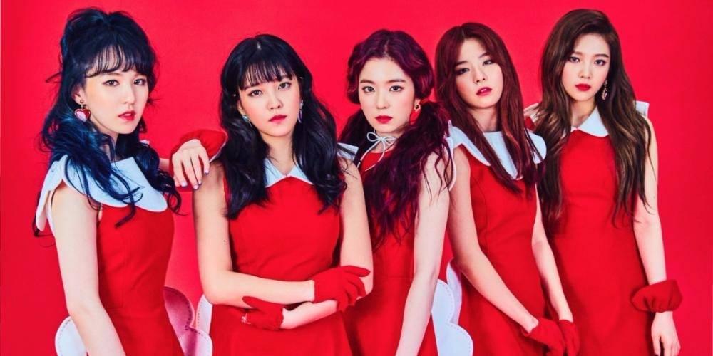 Red Velvet Anuncia El Nombre Oficial De Su Club De Fans