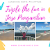 Triple the Fun in Jose Panganiban, Camarines Norte, Philippines