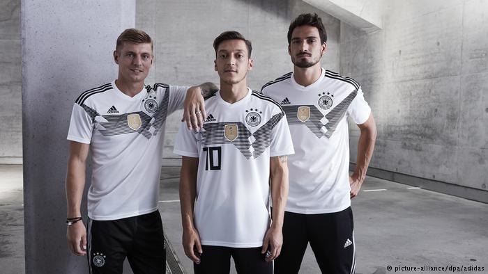 قميص المنتخب الألماني لمونديال روسيا 2018