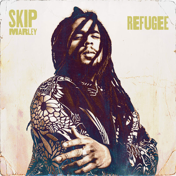 Skip Marley - Refugee - Single Cover