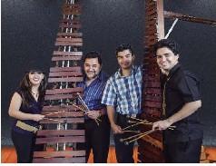 PRESENTACIÓN MUSICAL CON MARIMBA DE MARIO NANDAYAPA