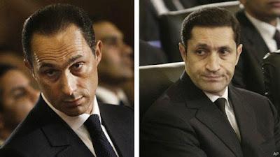 علاء وجمال مبارك, محكمة الجنايات ترفض إخلاء سبيلهما,