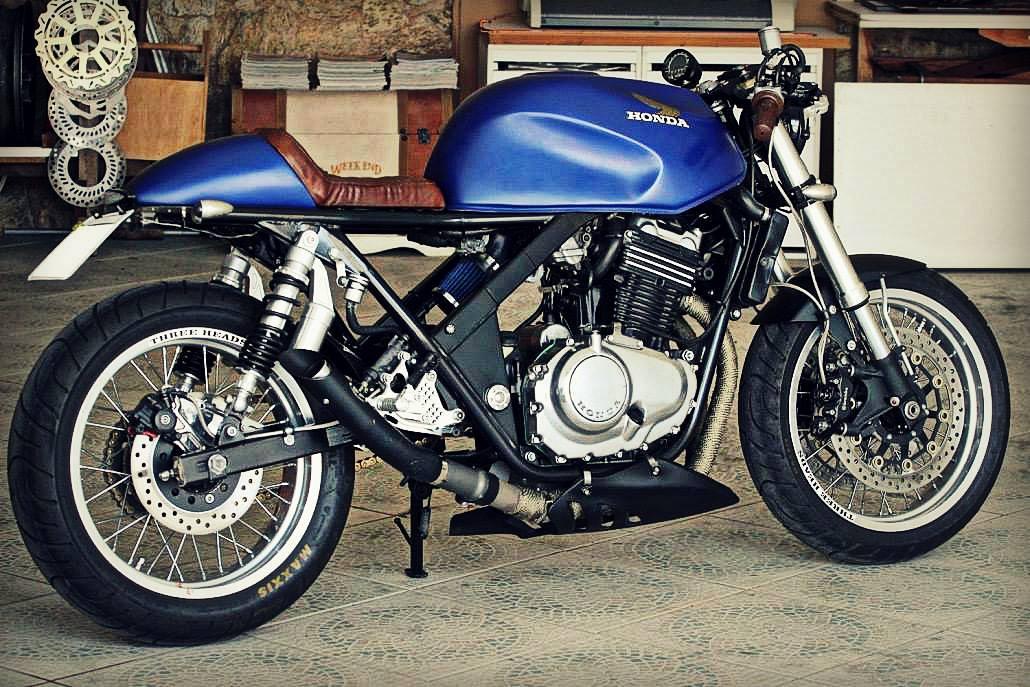 Honda Cb500 Cafe Racer Usata | Motorjdi co