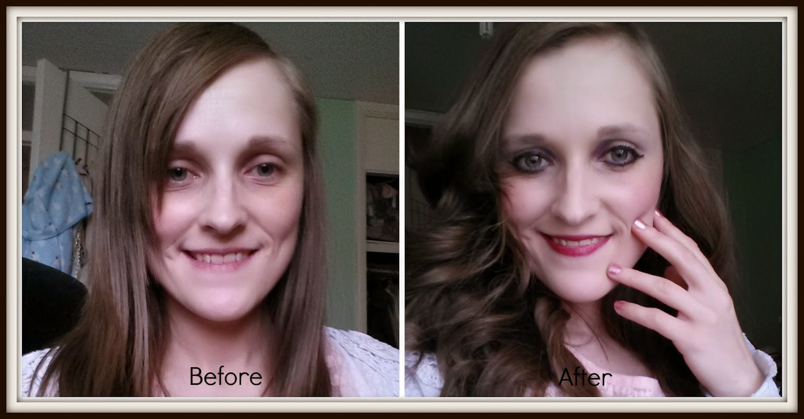 me time maybelline makeover