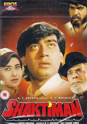 Shaktiman 1993 Hindi WEBRip 750mb x264