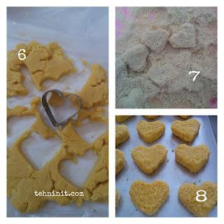cara membuat kue krispi