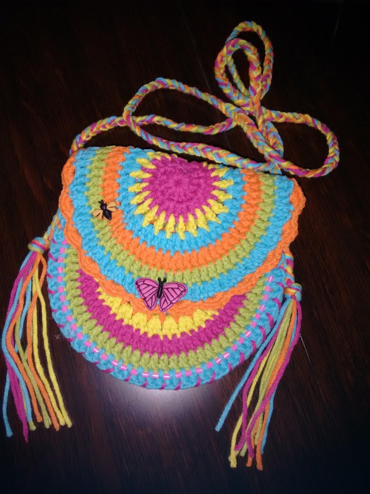 Bolsos Ganchillo Crochet. Finest Bolsos De Crochet Hechos A Mano ...