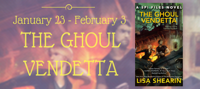 Bea, Review, The Ghoul Vendetta, Lisa Shearin