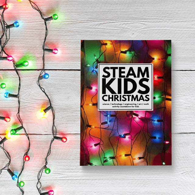 25 Christmas themed science, technology, engineering, art, and math activities for the kids