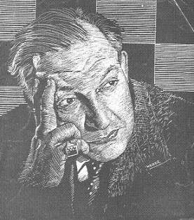 George Koltanowski y su famoso anillo
