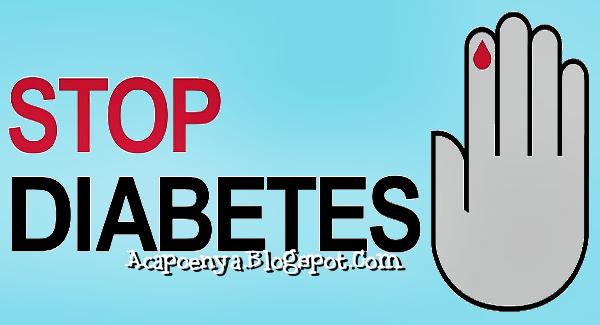 Cara Menghindari Penyakit Diabetes