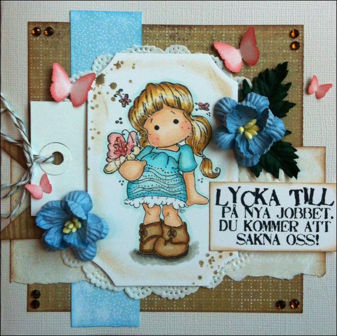 grattis till nya jobbet vykort Christinas Scrapkammare: Lycka till på nya jobbet! grattis till nya jobbet vykort