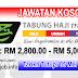 Job Vacancy at TH - Tabung Haji Travel & Services
