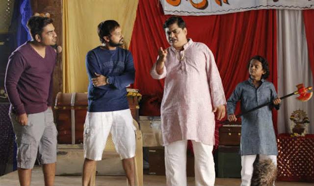 Jalsa Marathi Movie Muhurat Held - Bharat Ganeshpure