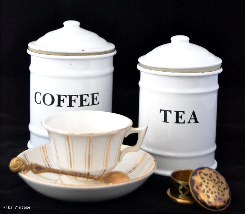 decoracion, cocina, botes, enlozados, esmaltados, taza, isabelina, coleccion, cucharas, exprimidor ceramica, porcelana