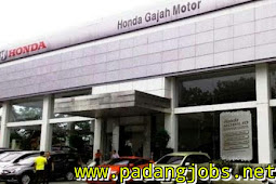Lowongan Kerja Padang November 2017: Honda Gajah Motor