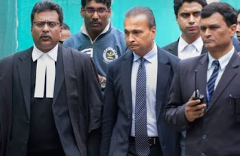 Supreme Court   Dismisses Two Staff Members For Trying To Protect Anil Ambani