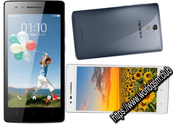 Oppo 3001 Mirror 3 Official Firmware is Full Free Download