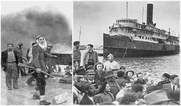 arab-israeli-war-1948-حرب-فلسطين