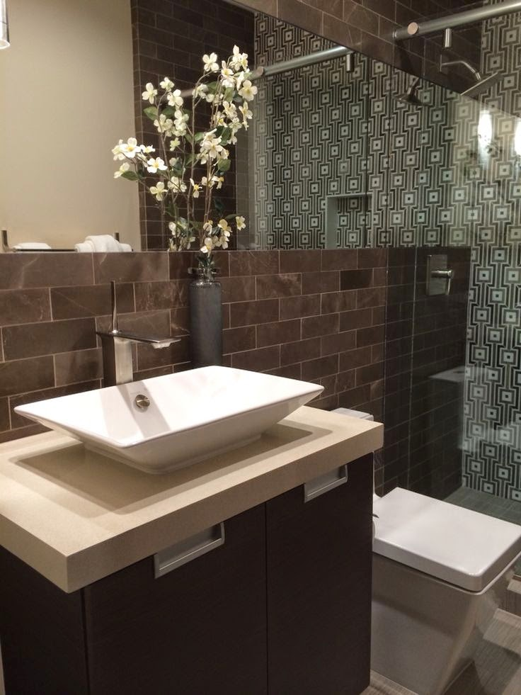 30 Stunning Bathrooms All New For Superbowl Sunday