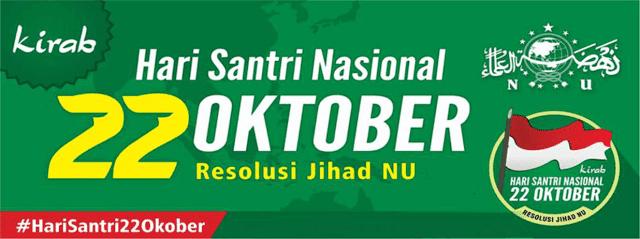 Kumpulan Kata-kata Ucapan Selamat Hari Santri Nasional 22 Oktober 2017