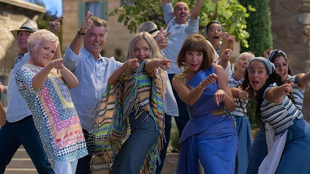 Tem Na Web - Crítica de Mamma Mia! Lá Vamos Nós de Novo