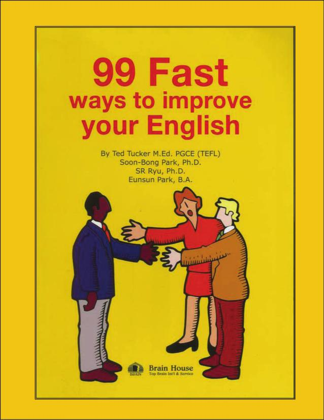 99 Fast Ways To Improve Your English PDF Book