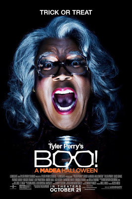 Boo! A Madea Halloween 2016 DVD Custom NTSC Sub