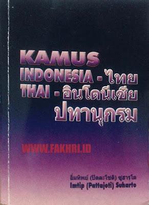 kamus, dictionary, bahasa, indonesia, thai, thailand