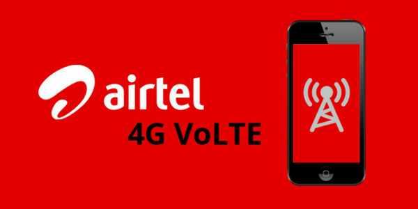 Airtel VOLTE 4g