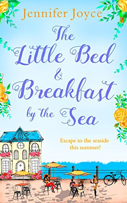 book-review-bed-and-breakfast-by-the-sea-jennifer-joyce
