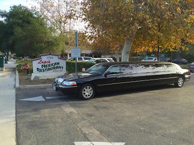 A Thousand Oaks limo