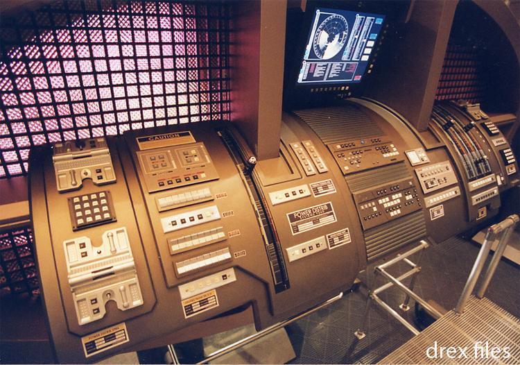 The Trek Collective Drex Files NX Engineering Department