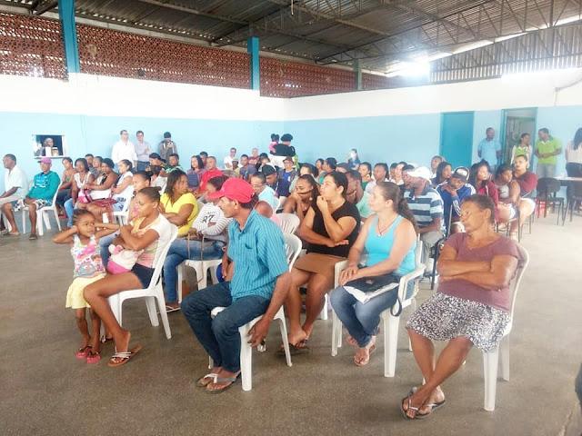 São Miguel das Matas : concretização do sonho da casa própria chegou para 43 famílias da zona rural do Município