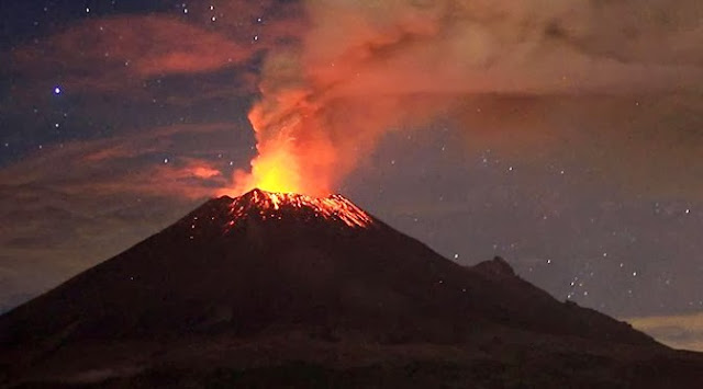 Tiga Gunung Indonesia Yang Bikin Kaget Dunia