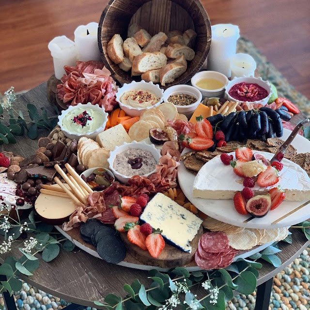 perth wedding grazing tables platters boards catering food