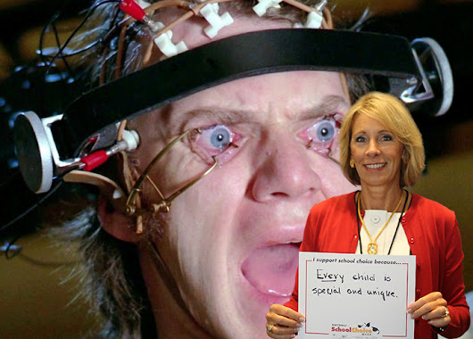 Education Secretary Betsy DeVos Unveils Common NeuroCore Standards