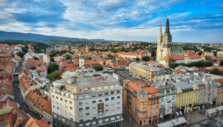 Top 10 Wonderful Destinations in Croatia - Go to Zagreb