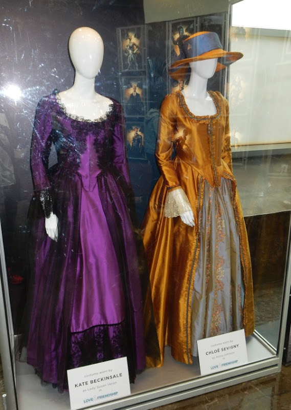 Love and Friendship movie costumes
