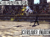 CRUSADER AWAKENING CLASS POTENTIAL [ Dragon Nest ]