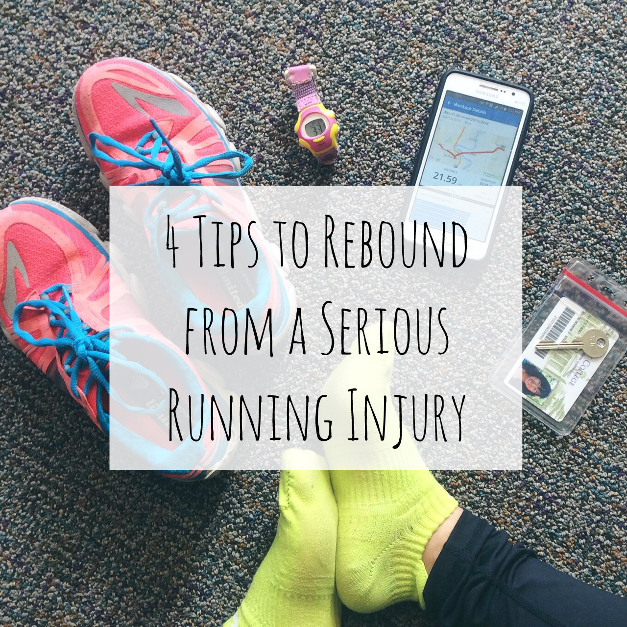 marathon training for injury-prone runners