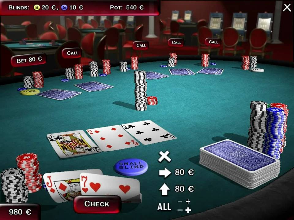 strip texas hold poker Em
