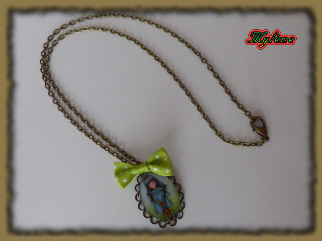 collier en or ancien