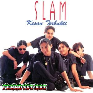 Slam - Kesan Terbukti (1995) Album cover